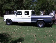 Crew Cab Short Bed 2wd