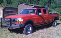 XLT Long Bed Crew Cab 4WD