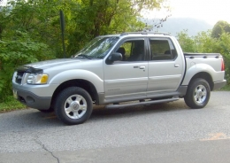 ford explorer sport trac build by wvcat