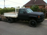 3500HD 4x4 Dually