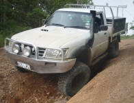 4.2 Turbo Deisel Ute